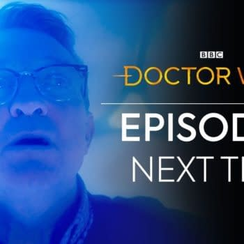 Trailer For Next Sunday's Doctor Who - Can You Hear Me?