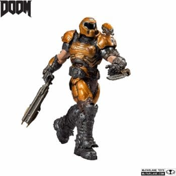 """""""Doom Eternal"""" Gets Two New Figures from Hell with McFarlane Toys"""