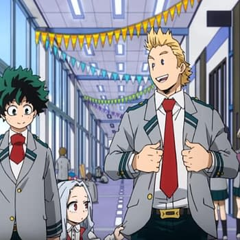 My Hero Academia Season 4 School Festival: Quiet Ep We Needed No So Much Wanted [REVIEW]
