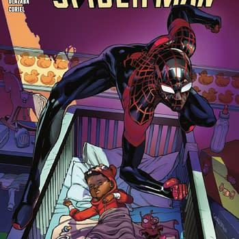 Adventures in Babysitting in Miles Morales: Spider-Man #16