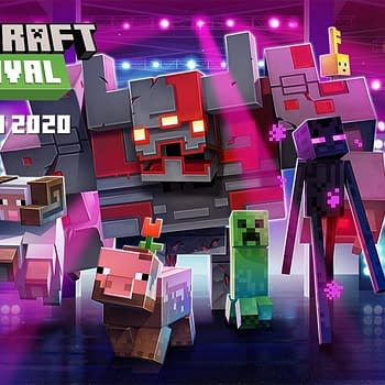 Minecraft Festival Tickets Go On Sale On March 6th