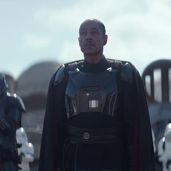 The Mandalorian Season 2: Sounds Like Giancarlo Esposito Went a Little Method with His Darksaber