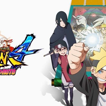 Naruto Shippuden: Ultimate Ninja Storm 4 Gets A Switch Trailer