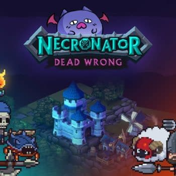 """""""Necronator: Dead Wrong"""" Gets A New Trailer Prior To Release"""