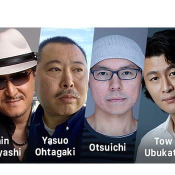 Netflix Secures Development Deals with 6 More Anime/Manga Creators: CLAMP Shin Kibayashi Yasuo Ohtagaki &#038 More