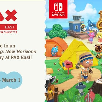 Animal Crossing: New Horizons Gets An Island Getaway At PAX East