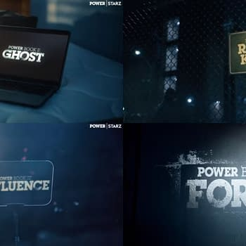 Power: Book III: Raising Kanan: London Brown Malcolm Mays Shanley Caswell Toby Sandeman Joey Bada$$ &#038 Quincy Brown Join STARZ Spinoff