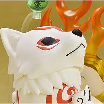 Okami Wants You to Prepare Your Wallets With Good Smile Company