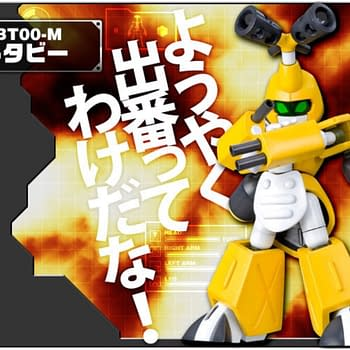 Medabots Return With Two Special Kotobukiya Model Kits