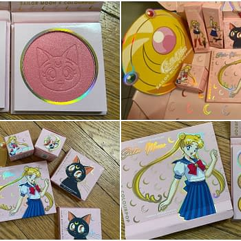 ColourPops New Sailor Moon Line Will Help You Fight Evil by Moonlight