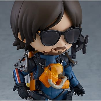 Death Stranding Gets a Nendoroid from Good Smile Company
