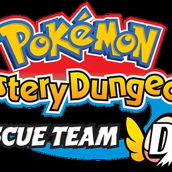 Nintendo Announces Pokémon Mystery Dungeon: Rescue Team DX