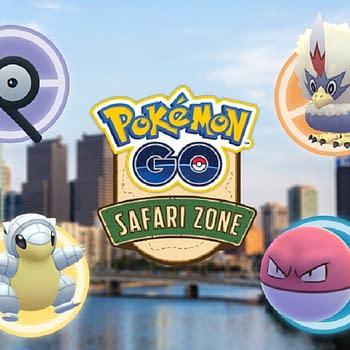 Pokémon GO Reveals Details On Safari Zone Philadelphia
