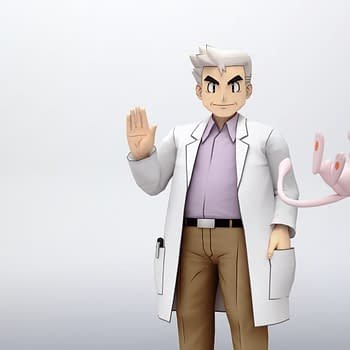 Professor Oak Joins The Fray As A New Opponent In Pokémon Masters