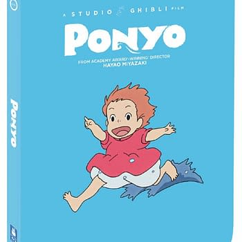 Studio Ghibli Classics Ponyo and Howls Moving Castle Getting Steelbook Release