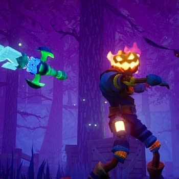 Headup Games Announces New Spooky 3D Platformer Pumpkin Jack