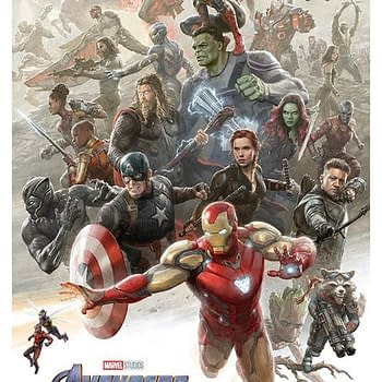 Check Out Paolo Riveras Avengers: Infinity War Endgame Posters