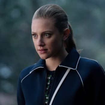 """Riverdale -- """"Chapter Seventy-One: How To Get Away With Murder"""" -- Image Number: RVD414b_0176b.jpg -- Pictured: Lili Reinhart as Betty -- Photo: Katie Yu/The CW -- © 2020 The CW Network, LLC. All Rights Reserved."""