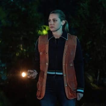 """Riverdale -- """"Chapter Seventy-One: How To Get Away With Murder"""" -- Image Number: RVD414b_0288b.jpg -- Pictured: Lili Reinhart as Betty -- Photo: Katie Yu/The CW -- © 2020 The CW Network, LLC. All Rights Reserved."""
