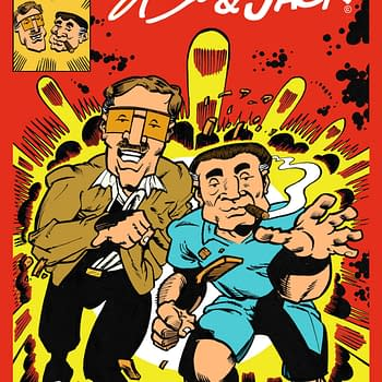 Pete Dorees Adventures Of Stan Lee and Jack Kirby &#8211 As They Should Have Been