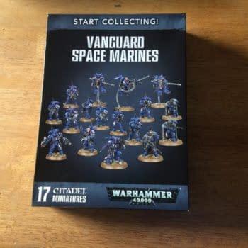 "Review: GW's ""Vanguard Space Marines"" - ""Warhammer 40,000"""