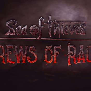 Sea Of Thieves Receives Free Crews Of Rage Update