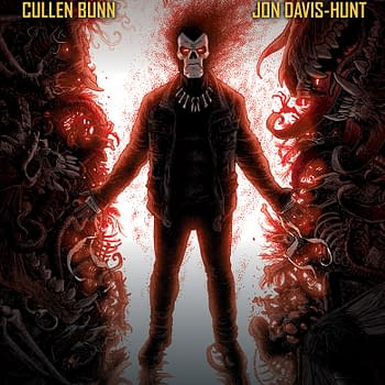 Cullen Bunn and Jon Davis-Hunt Relaunch Shadowman at Valiant in May