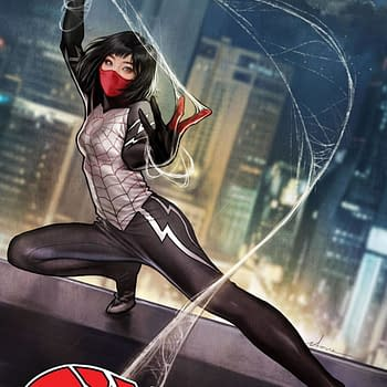 Silk Gets an Ongoing Series at Marvel by Maureen Goo and Takeshi Miyazawa &#8211 #C2E2