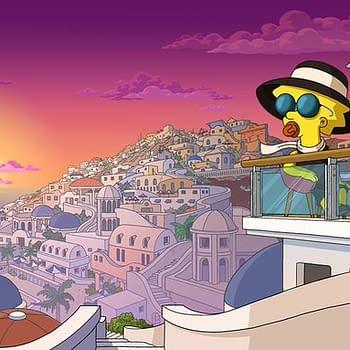 Simpsons Short to Debut in Front of Screenings of Onward