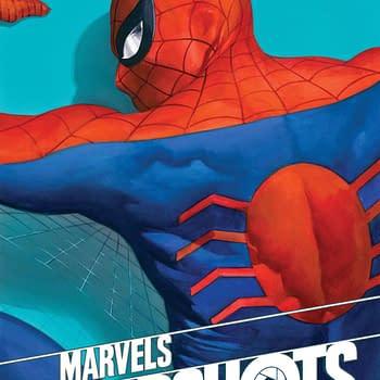 Howard Chaykin Barbara Randall Kesel and Staz Johnson Join Marvels Snapshots for Spider-Man Avengers Issues