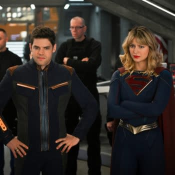 """""""Supergirl"""" Season 5 """"Back From the Future – Part Two"""": Winn Doesn't Want to Name That Tune [PREVIEW]"""