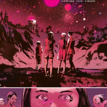 Mad Cave Launches New Retailer Programme, and Stargazer #1 in May 2020 Solicits