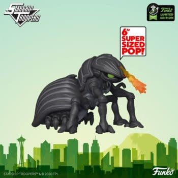 """Funko ECCC Reveals - """"Starship Troopers"""" and """"Grand Budapest Hotel"""""""