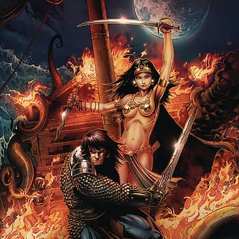 Thank FOC Its Friday 7th February &#8211 Not Your Marvels Conan