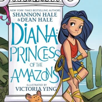 Second Printings for Star, Ruins Of Ravencroft and Diana: Princess of The Amazons