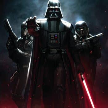 Today's Darth Vader Comics Rewrites George Lucas' Star Wars Canon (MASSIVE SPOILERS)