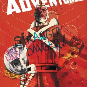 Tom King, Mitch Gerads and Doc Shaner's Strange Adventures Gets a 17+ Black Label