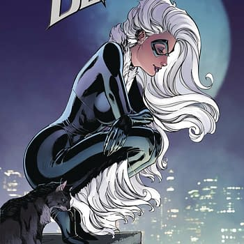 Carlos Villa Takes Over Kris Anka on Black Cat One Issue Early