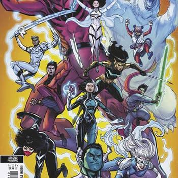 Marvel Second Printings for Avengers Darth Vader Captain Marvel X-Men/Fantastic Four and&#8230 Spider-Hulk