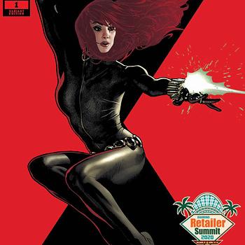 Marvel Reveals Their Diamond Retailer Summit Exclusive Cover Variants