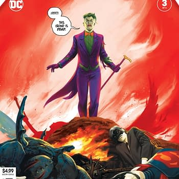 DC LATE: Punchline Second Prints Birds of Prey Batman vs Ras Al Ghul Doom Patrol Inferior Five and Legion