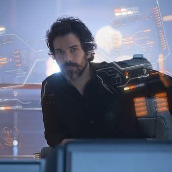 Star Trek: Picard Star Santiago Cabrera Checks In From Season 2 Set
