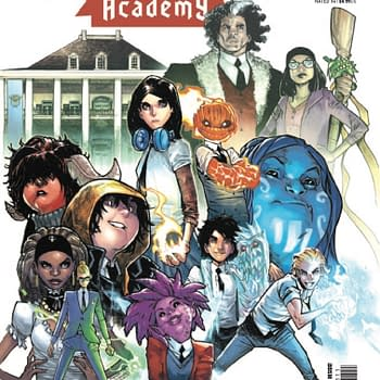 The Faculty Puts Students in Danger on the Very First Day of School in Strange Academy #1 [Preview]