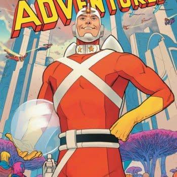 Strange Adventures #1 [Preview]