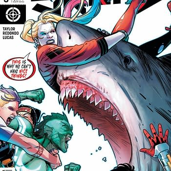 The Squad Makes the Best of Botched Election Interference in Suicide Squad #3 [Preview]