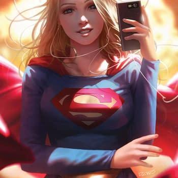 Twenty-Eight DC Comics Selling Fewer Copies Than Supergirl