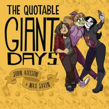BOOM! Trolls Readers with Preview of Quotable Giant Days that Contains No Quotes