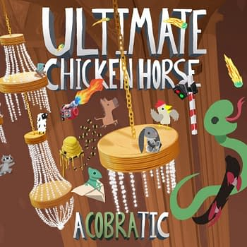 Ultimate Chicken Horse Receives A New Cobra-Themed Update
