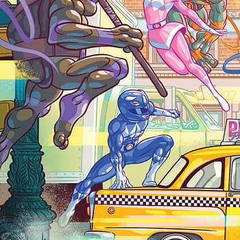 BOOM Brings Exclusive Variants for Power Rangers/TMNT and Alienated to ComicsPRO