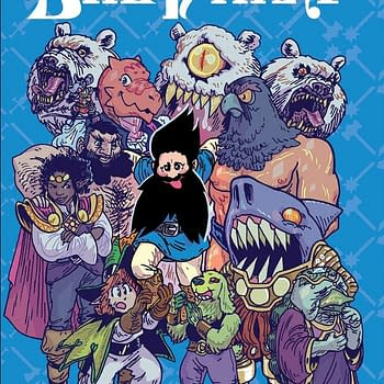 C2E2: Oni Press Put Webcomics Savage Beard of She Dwarf Hell Was Full and Frankie Comics Into Print